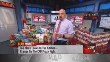 Cramer: Campbell Soup's rebound could make it ripe for an acquisition