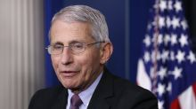 Dr. Anthony Fauci gives colleges advice on testing, allowing fans as workouts return