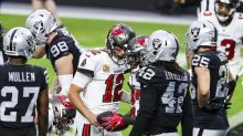 With schedule easing, Raiders not sitting in a bad position at 3-3