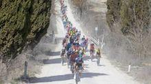 Cyclisme - Strade Bianche - Top show et très chaud aux Strade Bianche