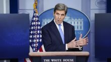 Kerry in Brussels for climate change talks with EU officials