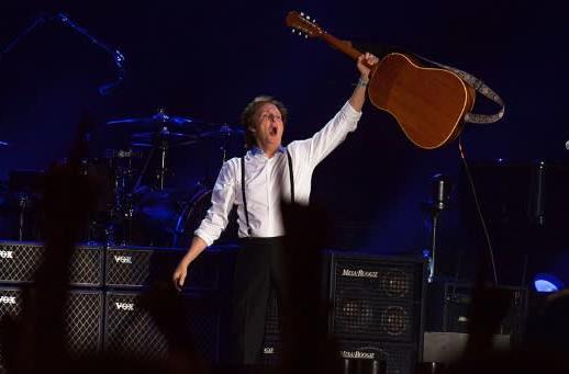 Paul McCartney assists with Destiny's soundtrack