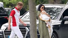 Meghan and Harry 'hire godsend new nanny' for baby Archie