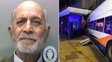 Bus company fined £2.3 million over crash involving 'fatigued' driver left two dead
