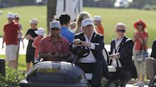 Trump Adds Another Million To His Golf Tab With Visit To His Resort Near Miami