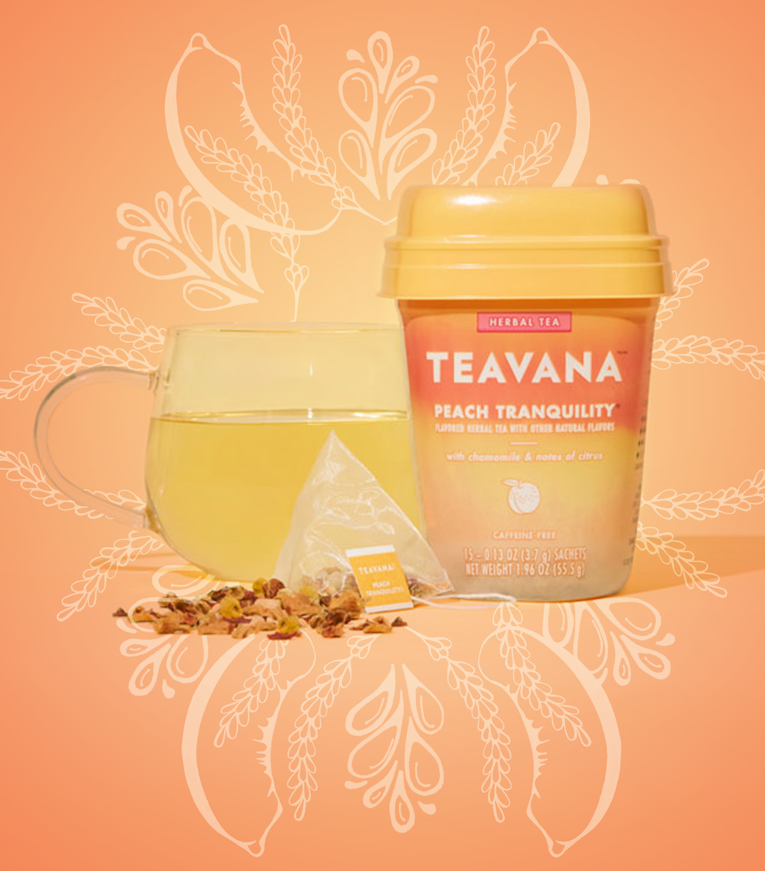"<p><strong>Teavana</strong></p><p>amazon.com</p><p><strong>$21.88</strong></p><p><a href=""http://www.amazon.com/dp/B07GFNQ1NK/?tag=syn-yahoo-20&ascsubtag=%5Bartid%7C1782.g.2573%5Bsrc%7Cyahoo-us"" rel=""nofollow noopener"" target=""_blank"" data-ylk=""slk:BUY NOW"" class=""link rapid-noclick-resp"">BUY NOW</a></p><p>Bring some peace and quiet to her life with this delicious Teavana tea. Bonus: If you're too late to order online, you can find Teavana tea sachets at your local grocery store.</p>"