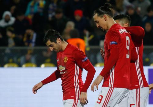 FC Rostov v Manchester United