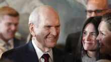 Mormon Church Confirms New Leader In Live Broadcast