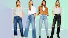 Topshop just announced four new types of jeans