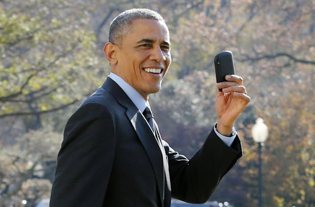 WikiLeaks dump reveals Obama's personal email address