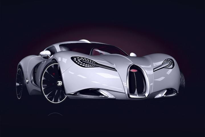 Bugatti Gangloff Concept Photo