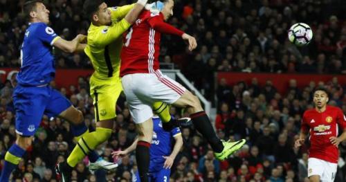 Foot - ANG - 31e j. - Manchester United arrache un nul à la dernière seconde contre Everton