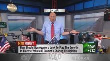 Cramer finds 3 'tangential winners' of the electric car t...