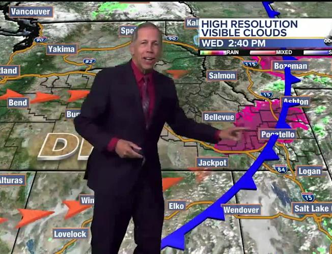 Scott Dorval's On Your Side Forecast 7/24/19