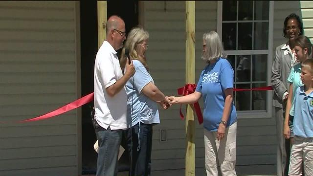Convoy of Hope gives $1 million in goods and services at the Creek County Fairgrounds in Sapulpa