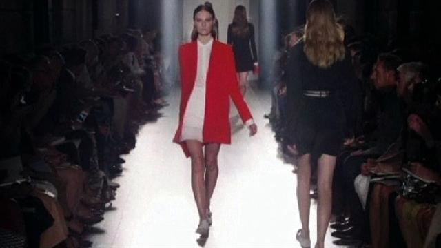 Victoria Beckham New York Fashion Week spring collection
