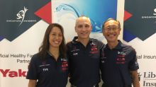 Stephan Widmer aims to get Singapore swimming to next level
