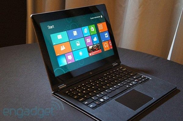 Lenovo IdeaPad Yoga 13 shipping this month for $1,099, ARM-powered Yoga 11 coming in December