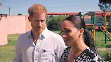 Prince Harry on paparazzi: 'I will not be bullied into playing a game that killed my mom'