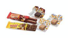 Nostalgia pura: Dadinho lança versões bombom e wafer com chocolate