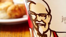 KFC plans to 3D print chicken nuggets