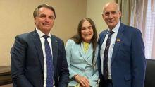 Márcio Garcia e Maitê Proença apoiam Regina Duarte no Governo Bolsonaro
