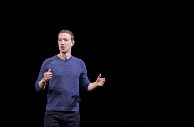 Mark Zuckerberg outlines a 'privacy-focused' revamp of Facebook