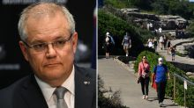 The milestone Australia must hit to get an 'early mark' on restrictions