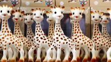 Pourquoi Sophie la girafe est-elle une icône des jouets pour bébés ?