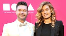 Ryan Seacrest Announces Breakup From Shayna Taylor as He Vacations With Mystery Woman