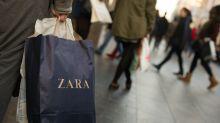 Déconfinement : la file d'attente à l'ouverture des magasins Zara hallucine les internautes