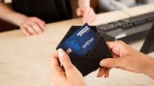 American Express Customers Slow Their Spending