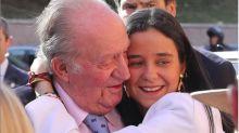 La yegua de Victoria Federica bajo investigación por el presunto caso de corrupción de Juan Carlos I