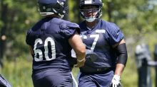 Bears training camp update: Sam Mustipher is eating everything, defense stands tall Friday