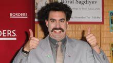 Sacha Baron Cohen says Pamela Anderson split with husband Kid Rock over her role in 'Borat'