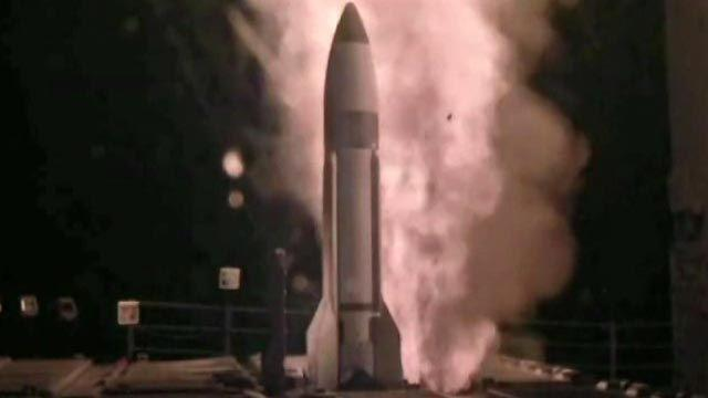 US missile shield defends against ballistic threats