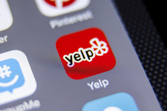 GrubHub is quietly replacing restaurant phone numbers on Yelp