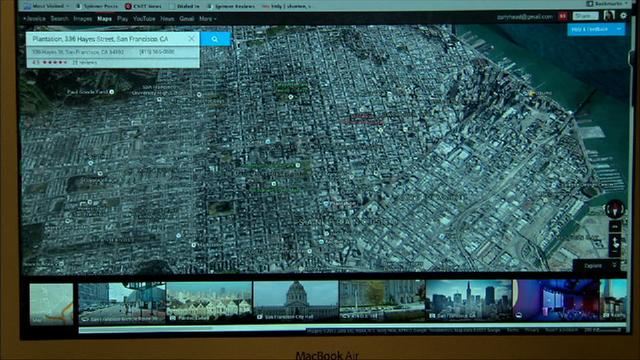 Inside the new Google Maps