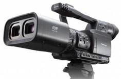 Panasonic gearing up to reveal consumer-level 3D camcorder?