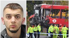 Drug dealer sentenced for 'catastrophic' crash that killed bus driver