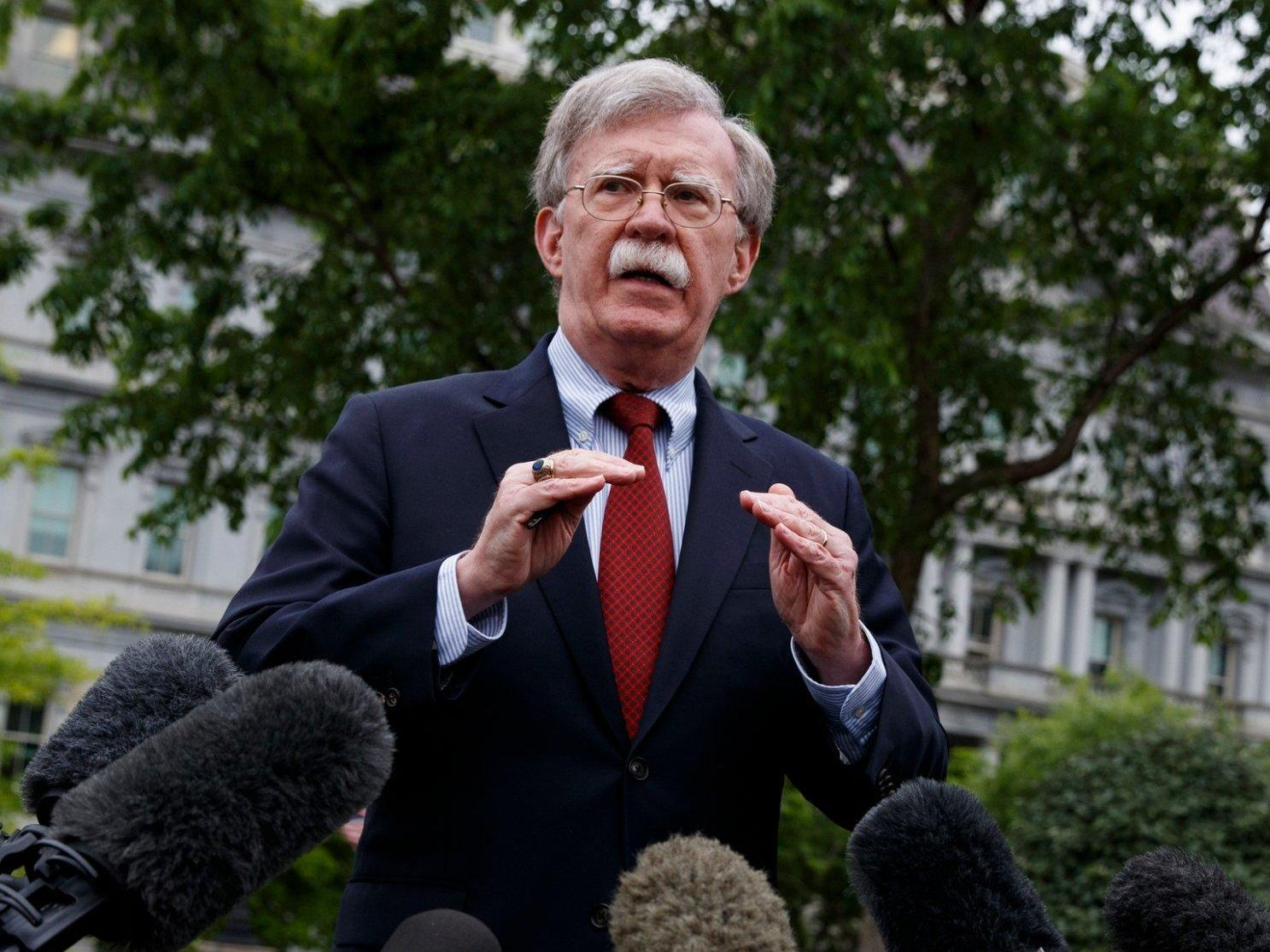 """The chances of war between Iran and the United States have just increased again. A small mistake from either side could now lead to dangerous results — and easily escalate into a disaster for both sides, as well as the entire Middle East.US National Security Advisor John Bolton announced that the US is deploying the USS Abraham Lincoln Carrier Strike Group and a bomber task force to the Middle East in response to """"troubling and escalatory indications and warnings"""" from Iran yesterday.It is no secret that Bolton wants a war with Iran aimed at changing the country's government. In March 2015, at the height of nuclear negotiations between Iran and the Obama administration, Bolton wrote an op-ed titled """"To stop Iran's bomb, bomb Iran"""" in the New York Times, where he suggested the United States or Israel should attack Iran's nuclear infrastructure. He also added that military attacks should be combined with """"vigorous American support for Iran's opposition, aimed at regime change in Tehran."""" Similarly, in 2017, at the gathering of Iranian opposition group Mujahedeen-e Khalq or MEK, Bolton said the policy of the United States should be """"the overthrow of the mullahs' regime in Tehran."""" John Bolton was one of the main architects of the 2003 invasion of Iraq by George W Bush. And today he seems to be playing a similar tune about Iran.However, President Trump does not want another war in the Middle East. He constantly criticized his Republican and Democratic predecessors for waging costly conflicts in the region, and ran an election campaign on the promise of ending those wars and avoiding new ones.Trump does not seem to have an obsession with regime change in Iran, either. What he really wanted was to tear up the Obama-era nuclear deal and negotiate a """"better"""" deal (or perhaps just a new deal with his name on it, as some critics have suggested). But the current foreign policy team that surrounds the president may well push the president toward war anyway.It is important to no"""