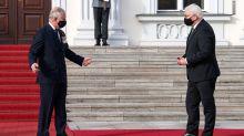 Prinz Charles und Herzogin Camilla besuchen Berlin