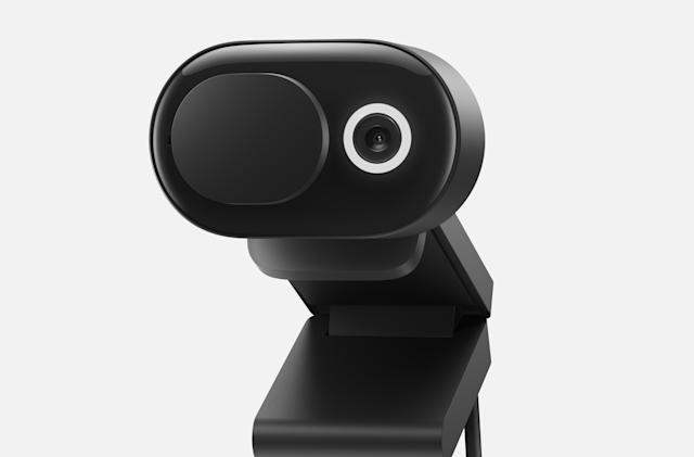 Microsoft's new 'Modern' accessories include its first webcam in years