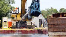 EPA won't make GE restart Hudson dredging for now