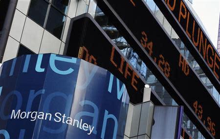 New Morgan Stanley brokerage sales chief reorganizes leadership