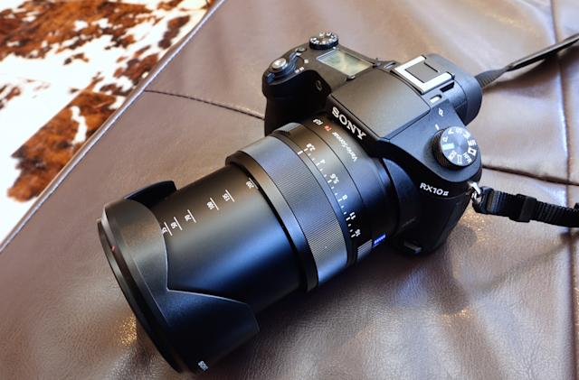 24 hours with the Sony RX10 II, a 4K-ready superzoom camera