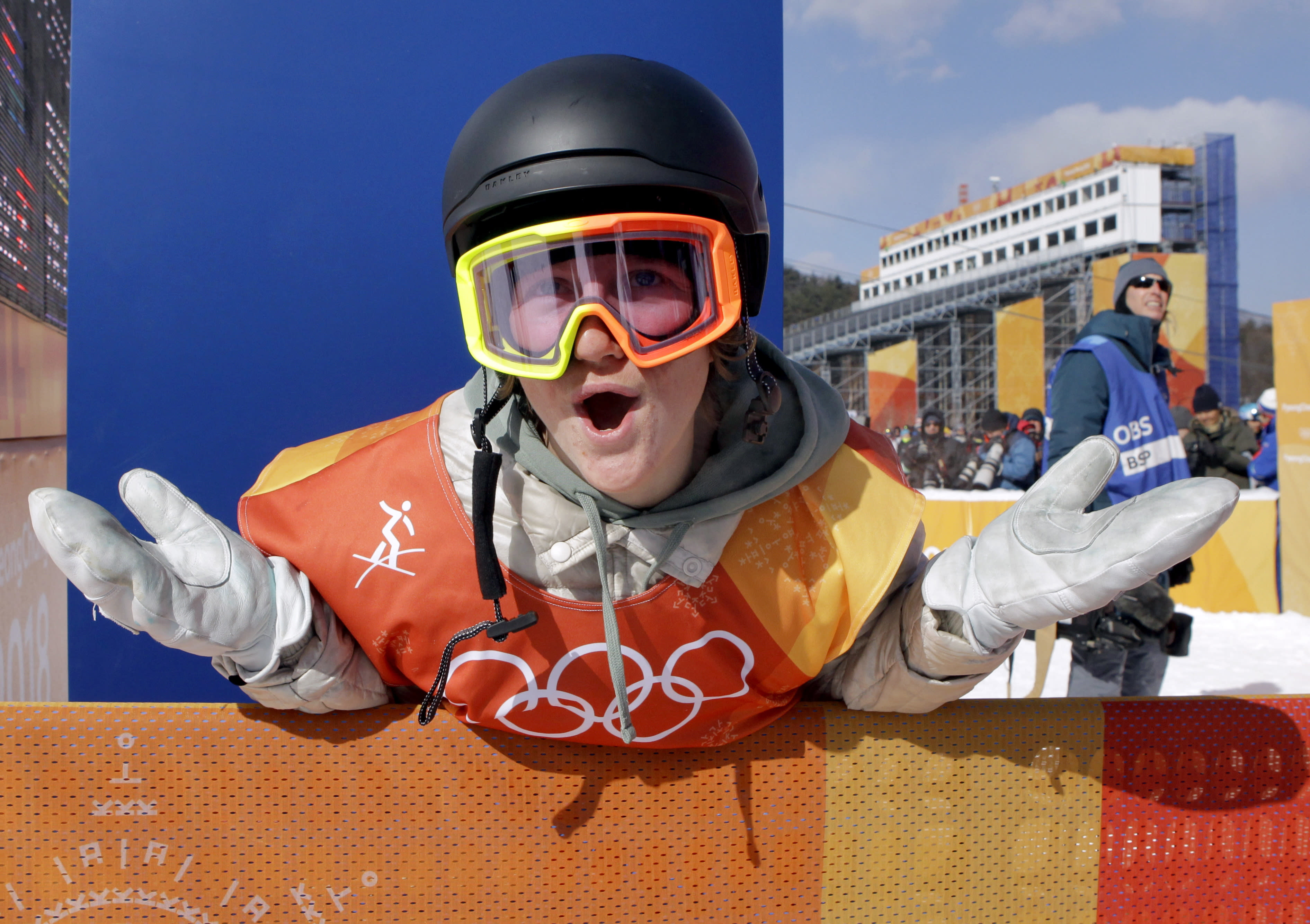 The incredible story of Red Gerard, the teenage snowboard hero and America's newest gold medalist