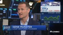 Apple's self-driving partnership is the next phase of 'Apple as a service,' Gene Munster says