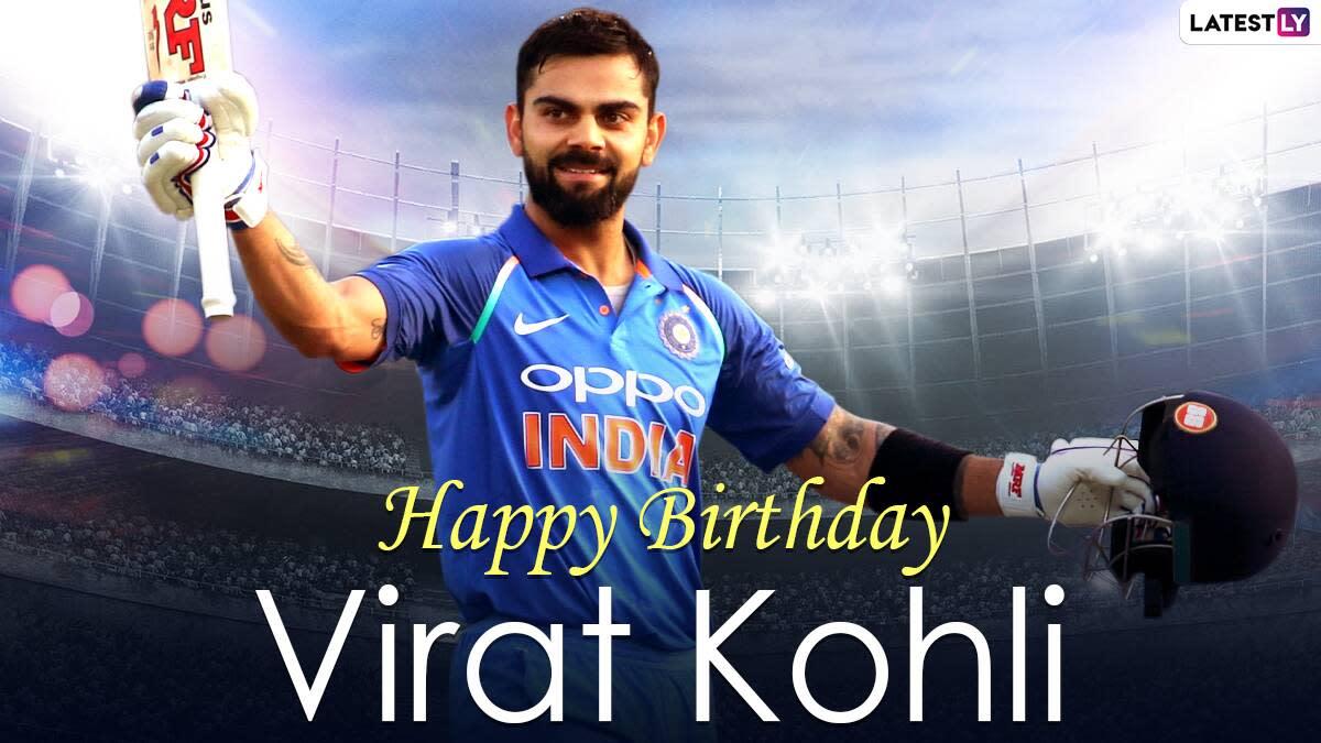 Virat Kohli Fans Storm Twitter Ahead of RCB Captain's 32nd ...