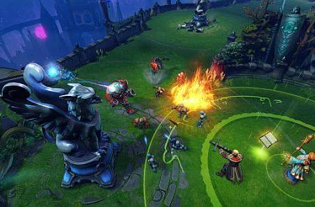Crytek's Arena of Fate aims to change the MOBA as we know it